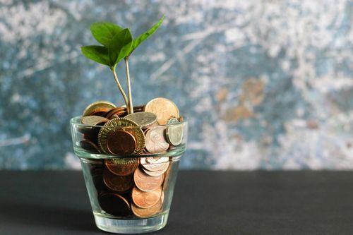 image of money jar