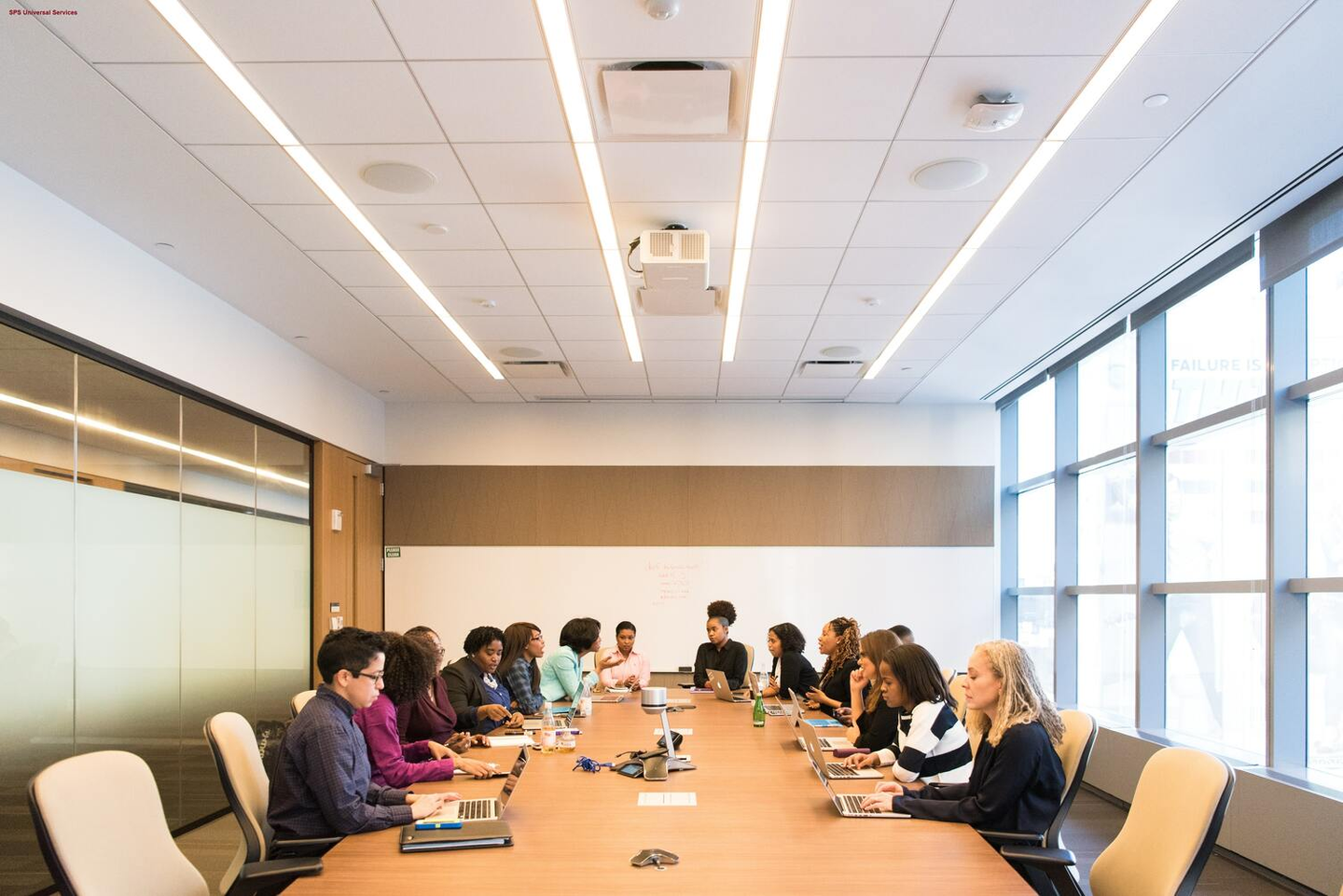 image of effectively run meeting