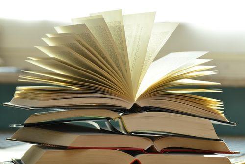 A pile of freelancer books
