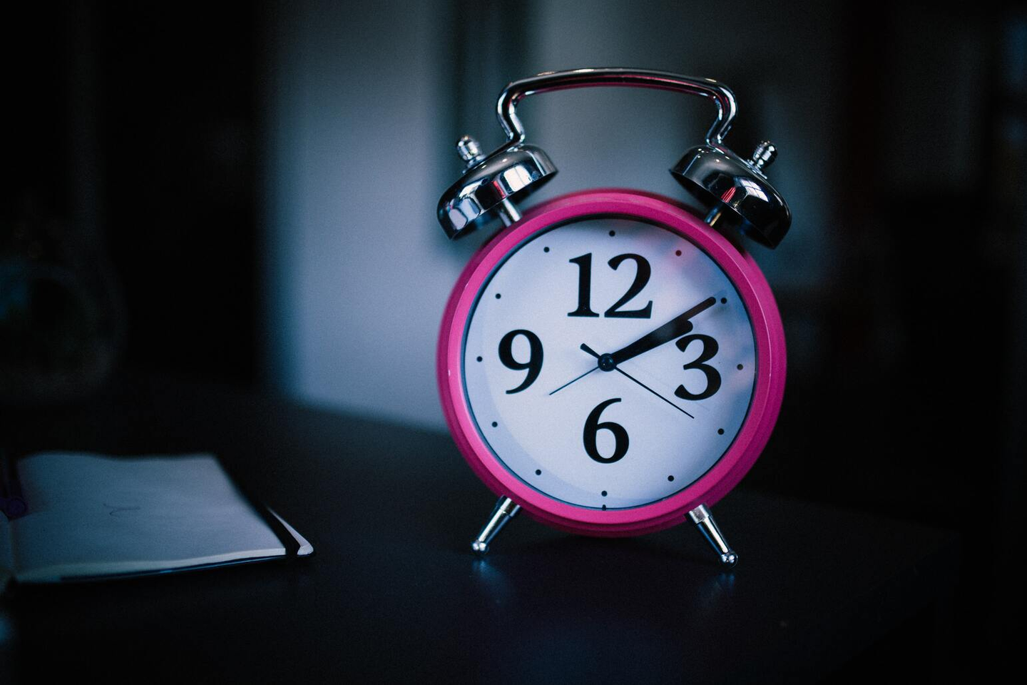 An age-old time management strategy: the alarm clock