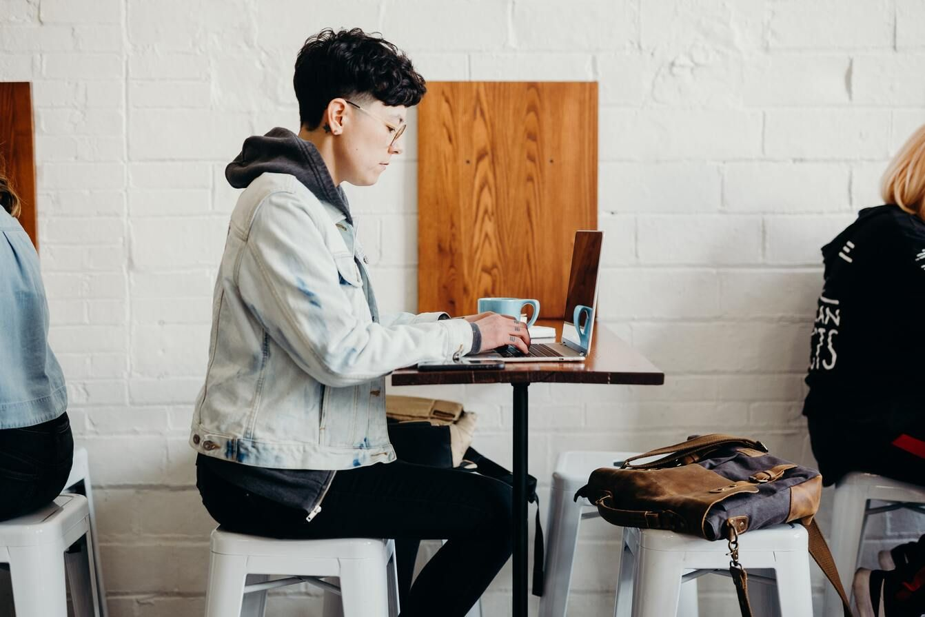 Freelancers have to stand out in a crowded online space in order to get the projects.