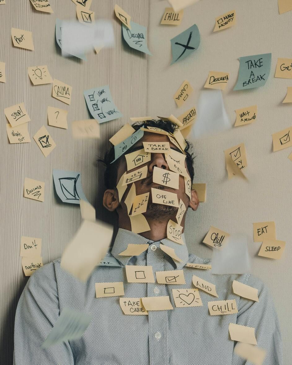 managing stress for freelance writers