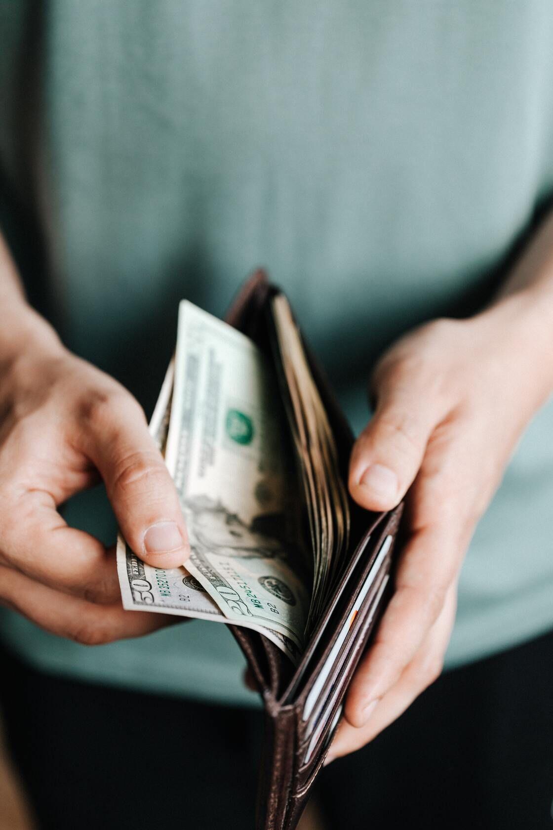 Good freelancer with money