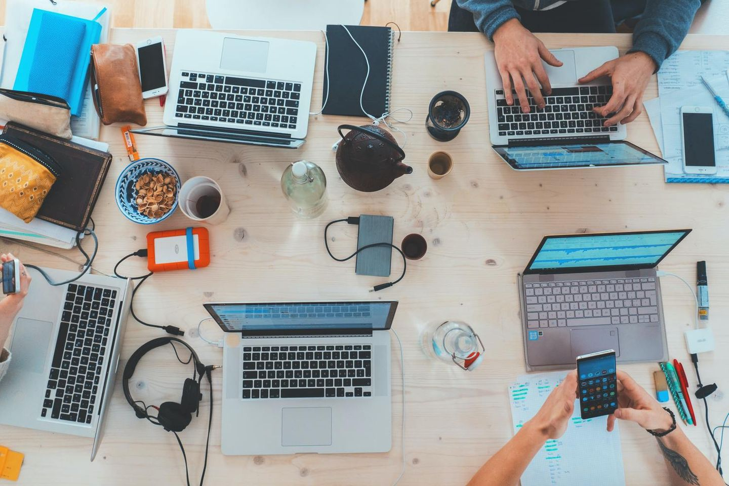 Collaborating with other freelancers can be a big part of growing your business
