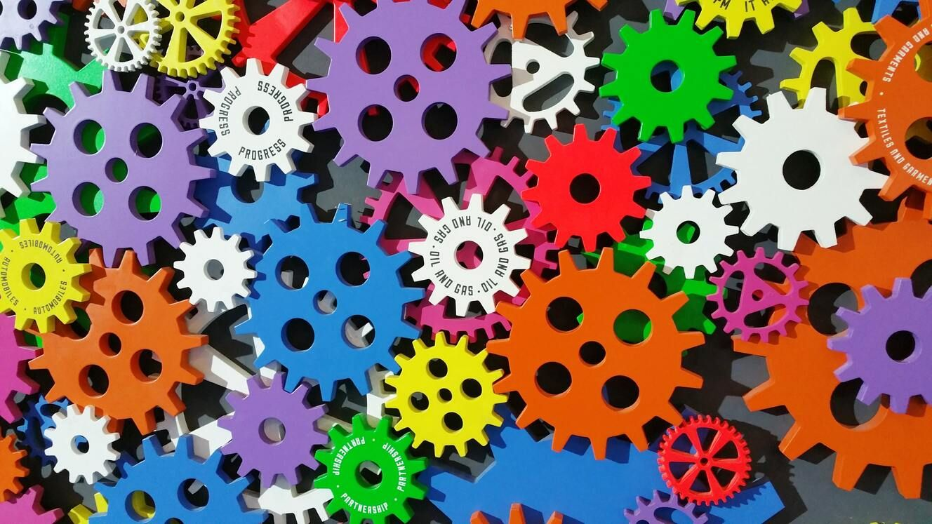 Cogs automating small businesses