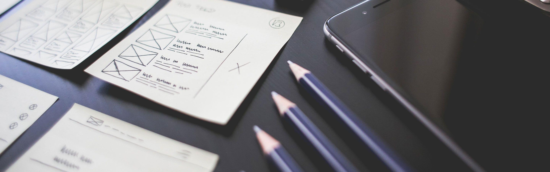 web design details on the notes