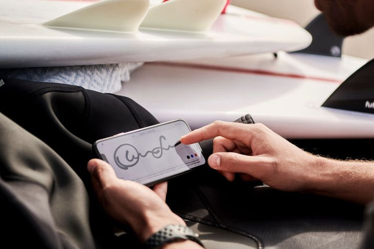 How to Create an Electronic Signature and Sign up for a Contract